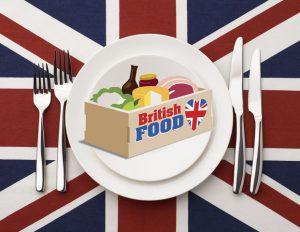 BRITISH FOOD 2